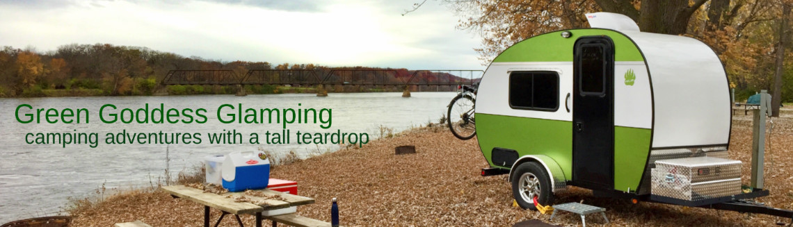 Green Goddess Glamping