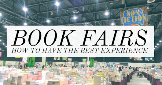 Book Fairs: How to Have the Best Experience