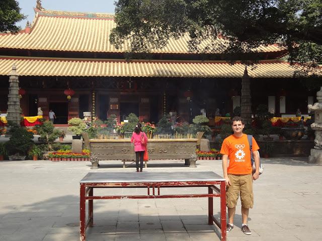 Templo en Guangzhou