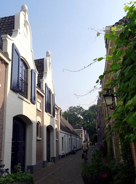 Alley in Utrecht