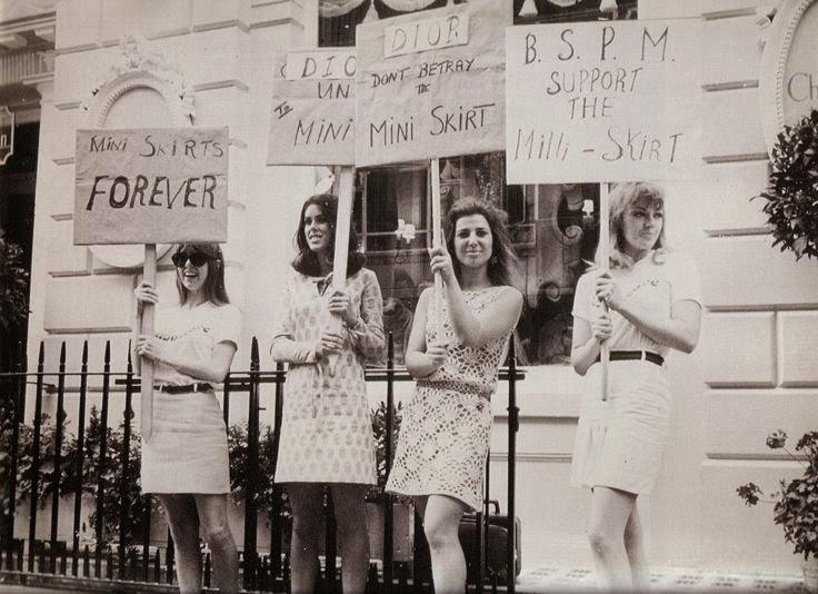 Women Fashion Image Art Skirts Outside