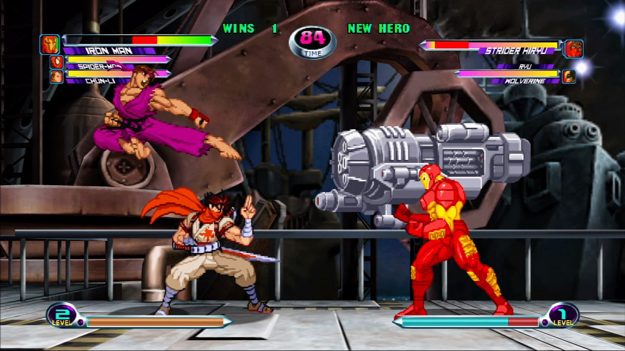 download free games for pc: Download free marvel vs capcom ...