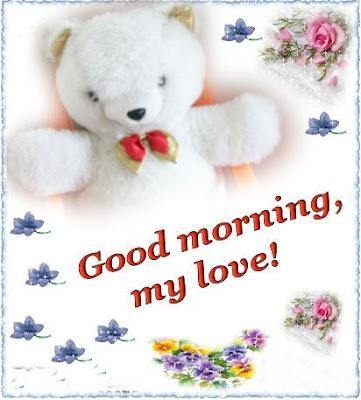 Good Morning Teddy Bea