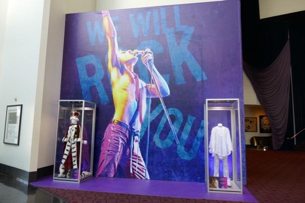 Bohemian Rhapsody Freddie Mercury film costumes