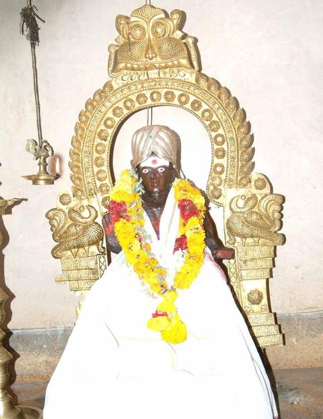 Sri Chitra Putra Nayanar Temple Main Deity