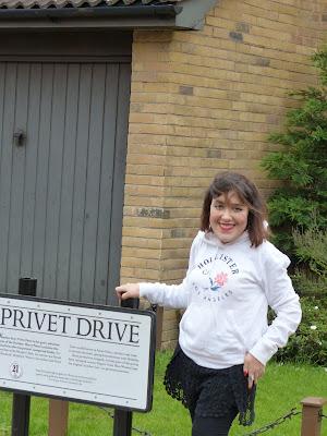 Privet Drive Harry Potter
