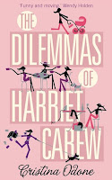 The Dilemmas of Harriet Carew Review Recommendation -Cristina Odone - Women's Fiction Book Recommendations