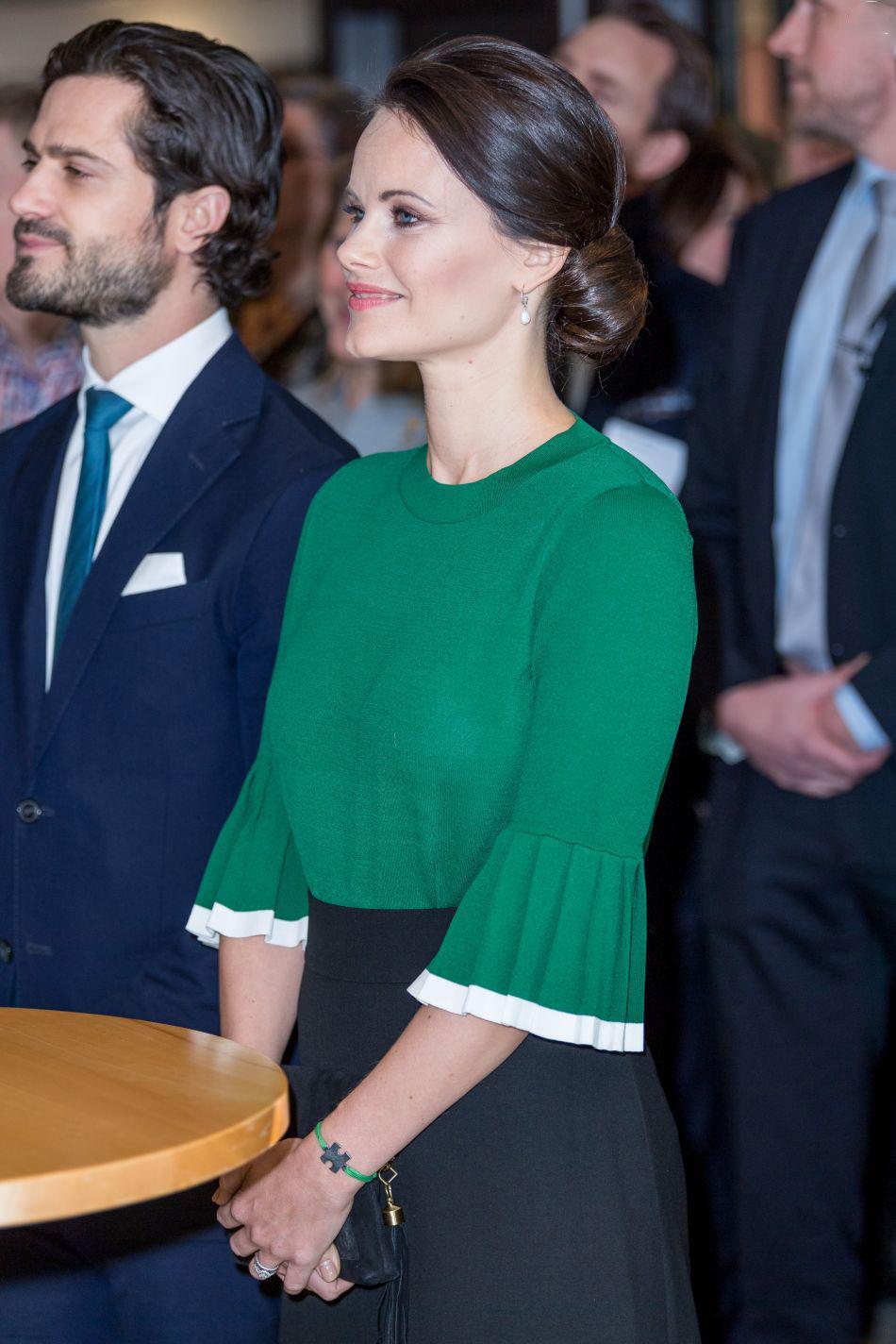 Royal Family Around the World: Prince Carl Philip and Princess Sofia ...