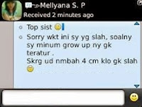 Testimoni GROW UP USA ORIGINAL  terpercaya