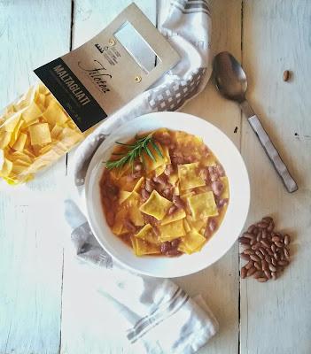 Pasta e fagioli di Ada Boni