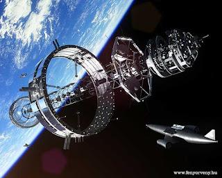 Új távlatok: Grafén-űrhajó és fényenergia