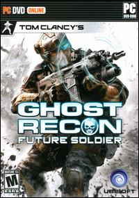 Ghost Recon Future Soldier PC [Full] [Español] [MEGA]
