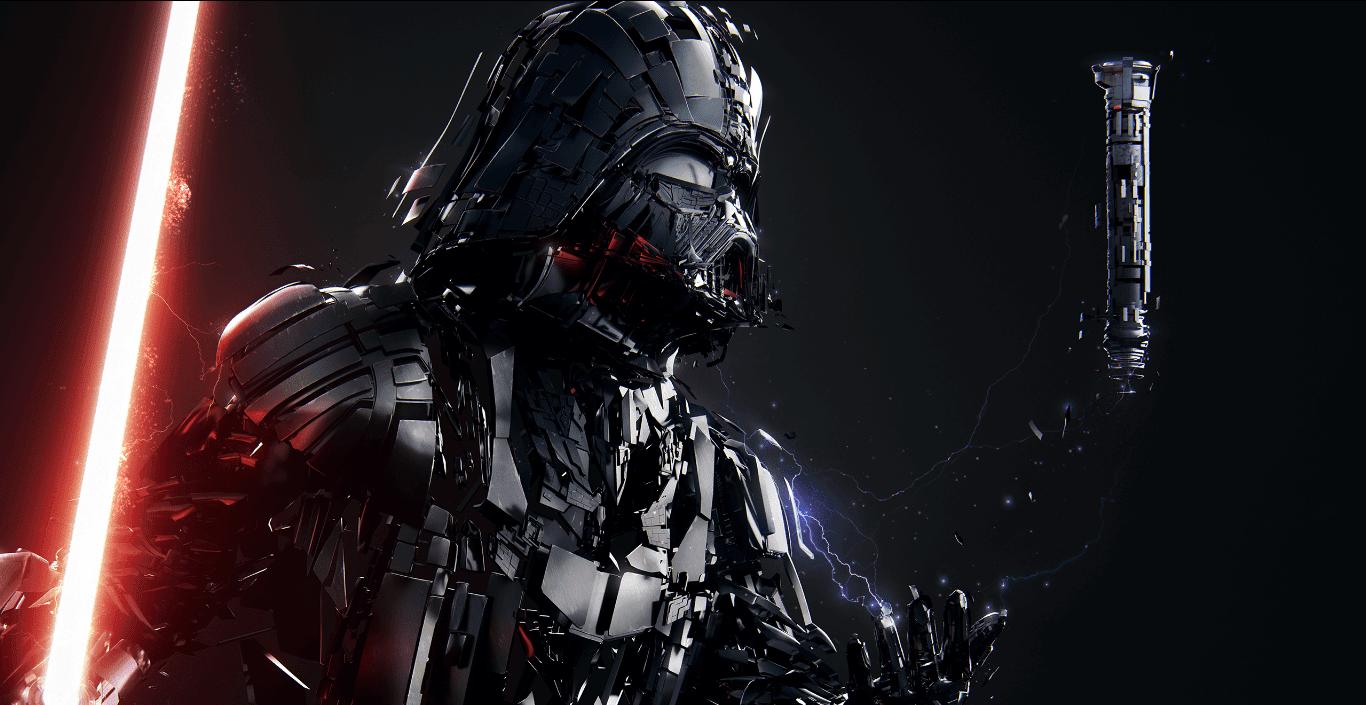 StarWars - Darth Vader [2560x1600] [Wallpaper Engine Free]