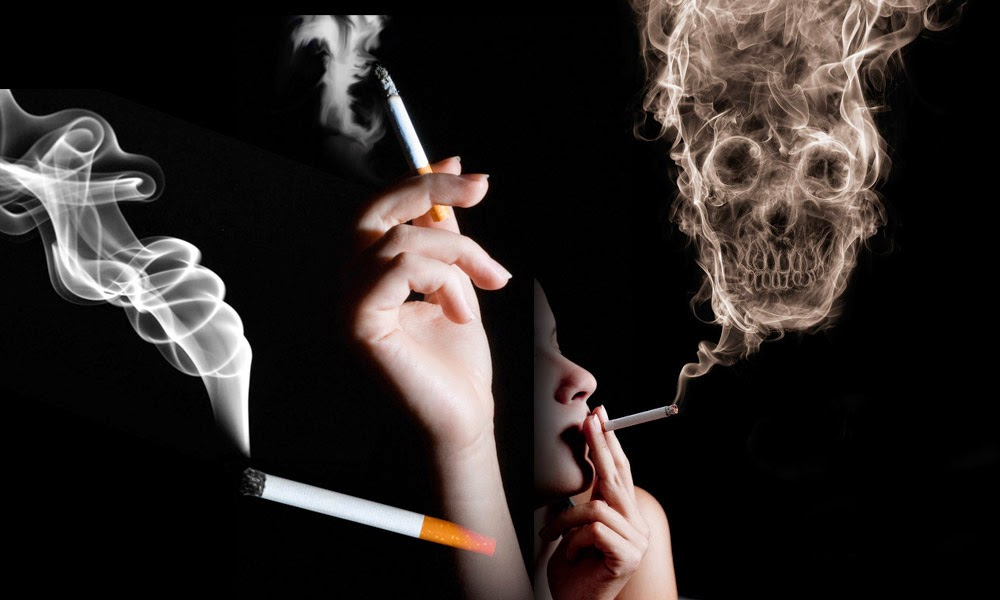 Smoking Increases Risk of Suicide and Psychiatric Disorders