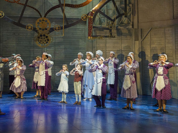 Chitty Chitty Bang Bang  (UK Tour), New Victoria Theatre | Review