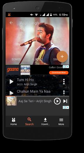 fildo music app download