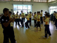 buakaw teach about stance