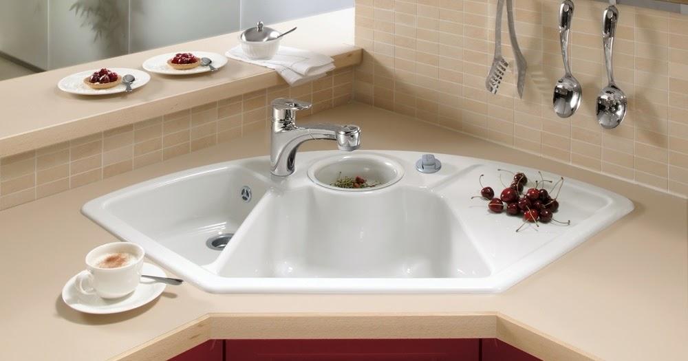 Advantages And Disadvantages Of Corner Kitchen Sinks