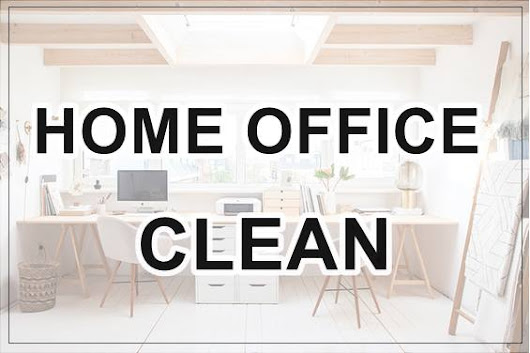 Ingryd Teixeira: HOME OFFICE CLEAN