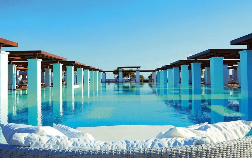 4. Amirandes Grecotel Exclusive Resort, Greece
