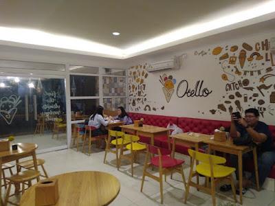 Otello Gelatology & Sorbetteria Semarang