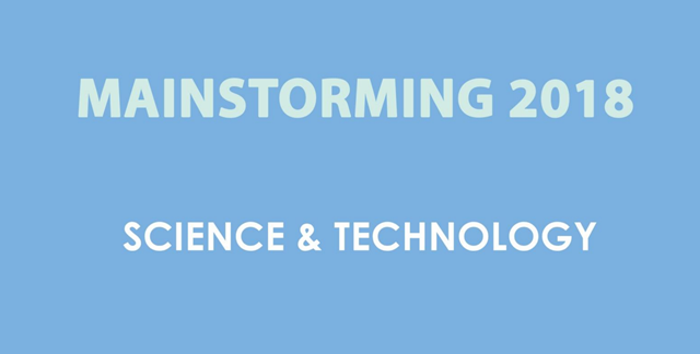 science-and-technology-mainstorming-2018