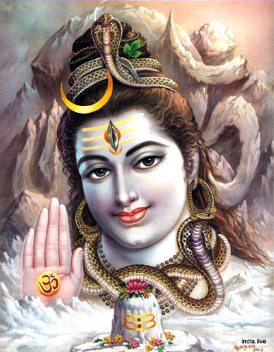 Lord Shiva Powerful Images