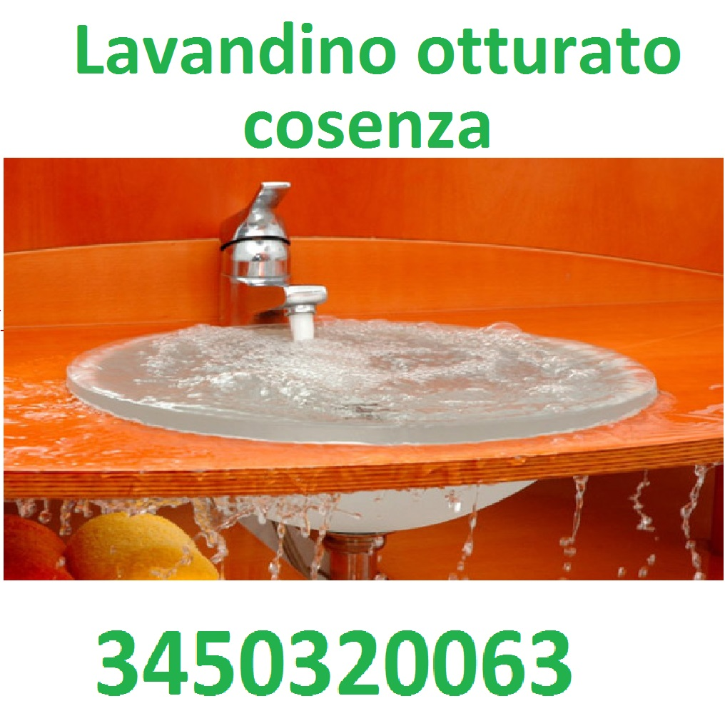 Idraulico A Cosenza 345.032.0063 - Idraulico a Rende CS Quattromiglia Arcavac...