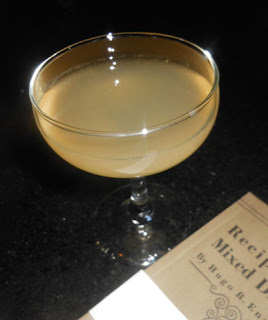 hugo ensslin cocktail