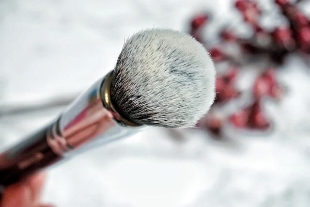 Foundation Brush Guide Vergleich Zoeva Silk Finish