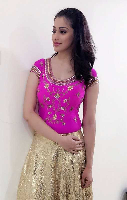 Lakshmi Rai Looking Sexy In Short Mini Dress