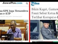 Awal Mula Kasus-EKTP Libatkan Ketua KPK Dikupas Tuntas Fahri Hamzah