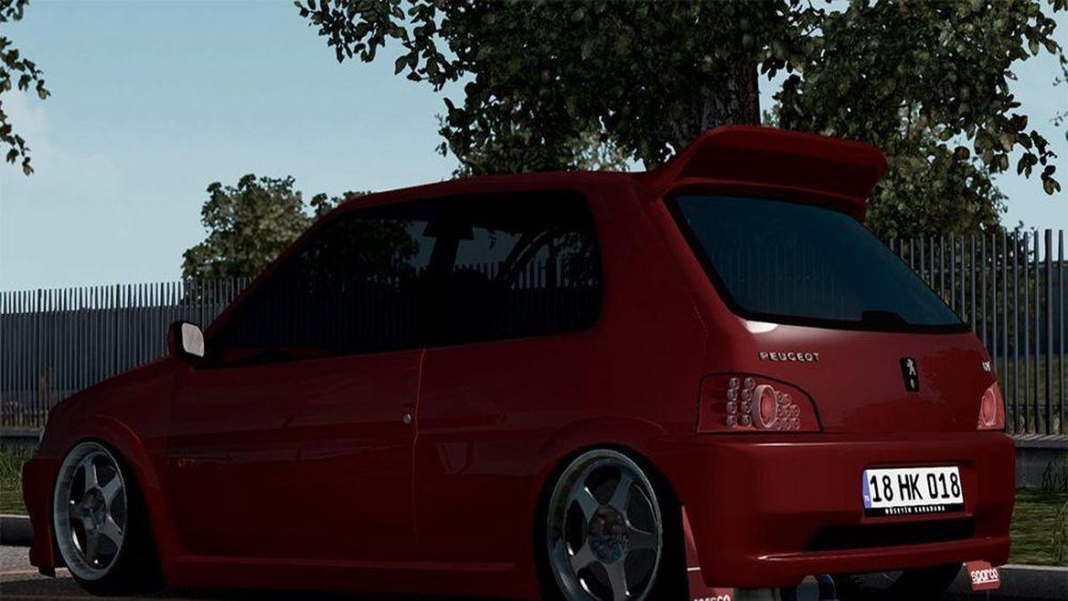 Car - Peugeot 106 GTI