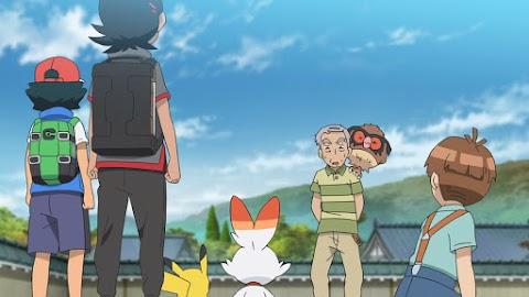 Capitulo 9 Serie Viajes Pokémon: ¡El juramento de ese día! ¡La leyenda de Ho-Oh en Johto!