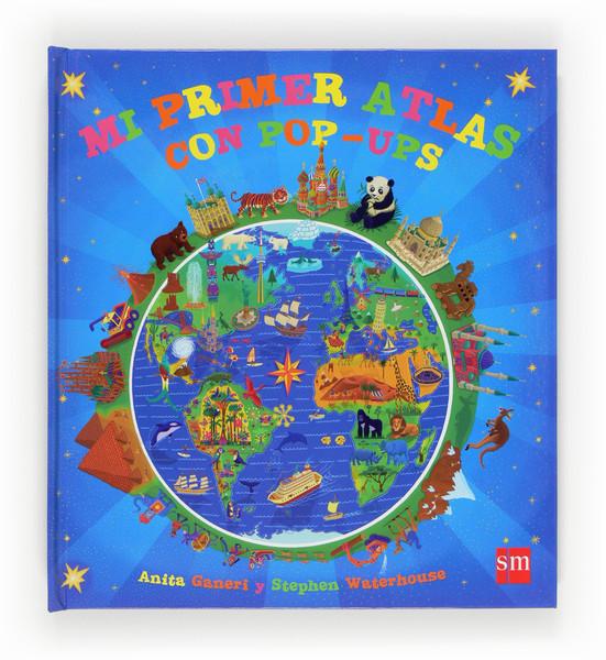 Blog de los niños: Mi Primer Atlas con pop-ups: Datos de