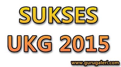 Sukses UKG 2015