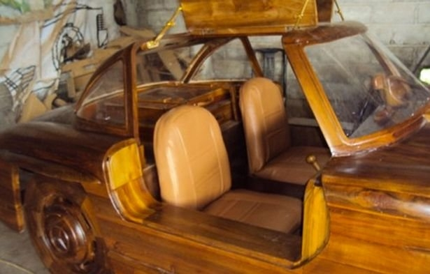 05-1955-Mercedes-Benz-300SL-Gullwing-in-Wood-www-designstack-co