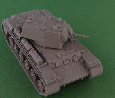 KV-8 Tank picture 2