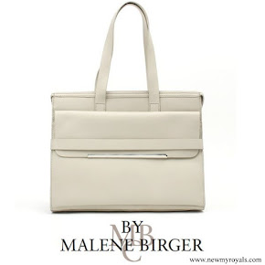 Crown Princess Victoria carried BY MALENE BIRGER Tote Bag