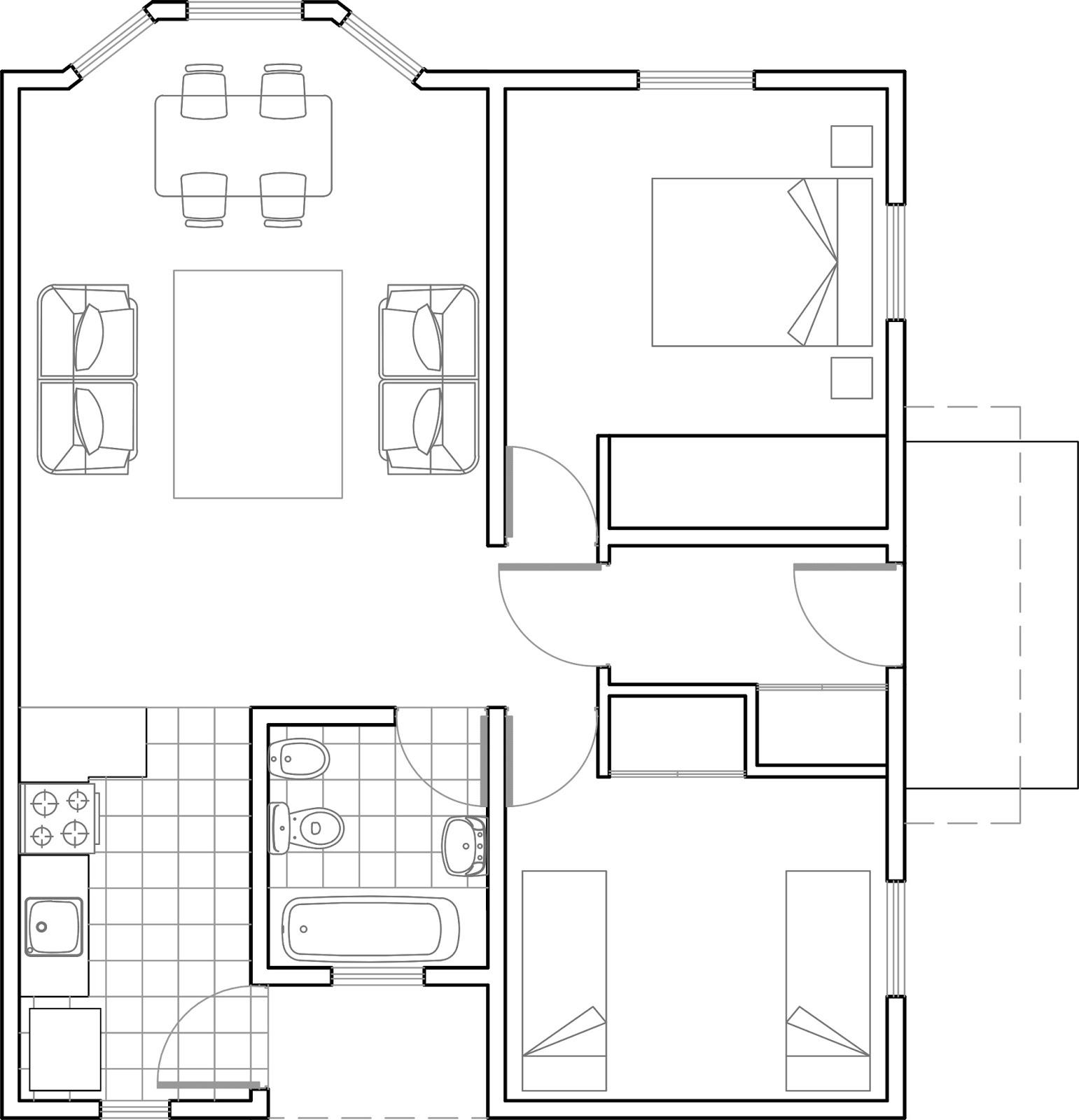 Arquitecturinga dar texturas a im genes y planos de for Planos de arquitectura pdf
