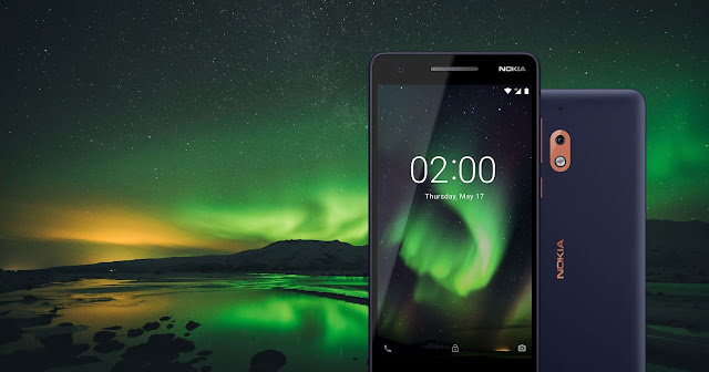 Nokia 2.1 Launched