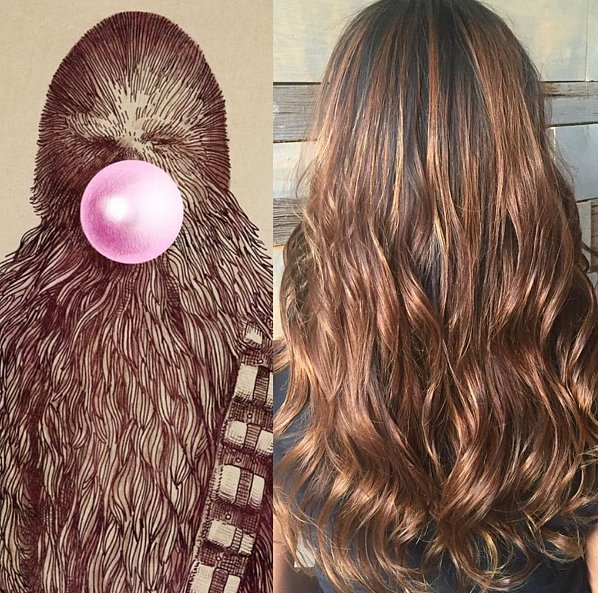Pleasant Star Wars Inspired Hairstyles Hairstyles For Women Draintrainus