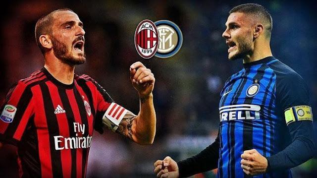 Prediksi AC Milan vs Inter Milan Liga Italia