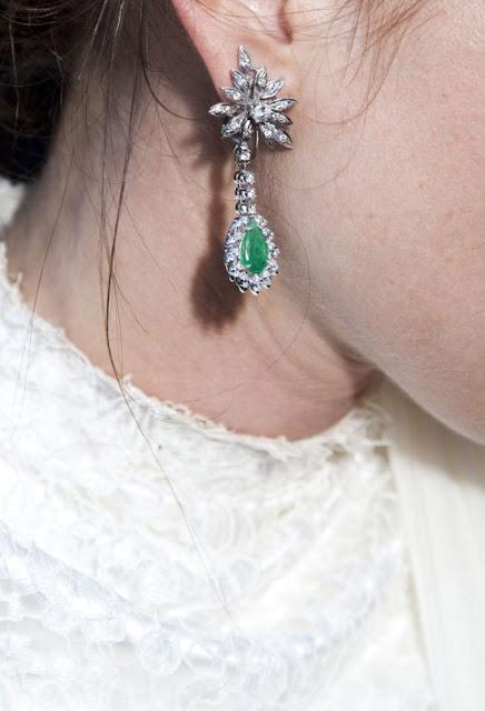 Fabulosas joyas de novias | Coleccion de pendientes