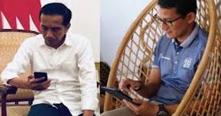 Sandiaga: Alhamdulillah Jokowi Sudah Mengakui Ada Kecurangan Pemilu