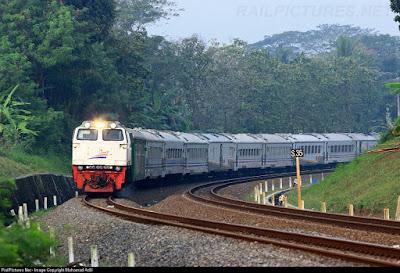 kereta api lebaran tahun 2017