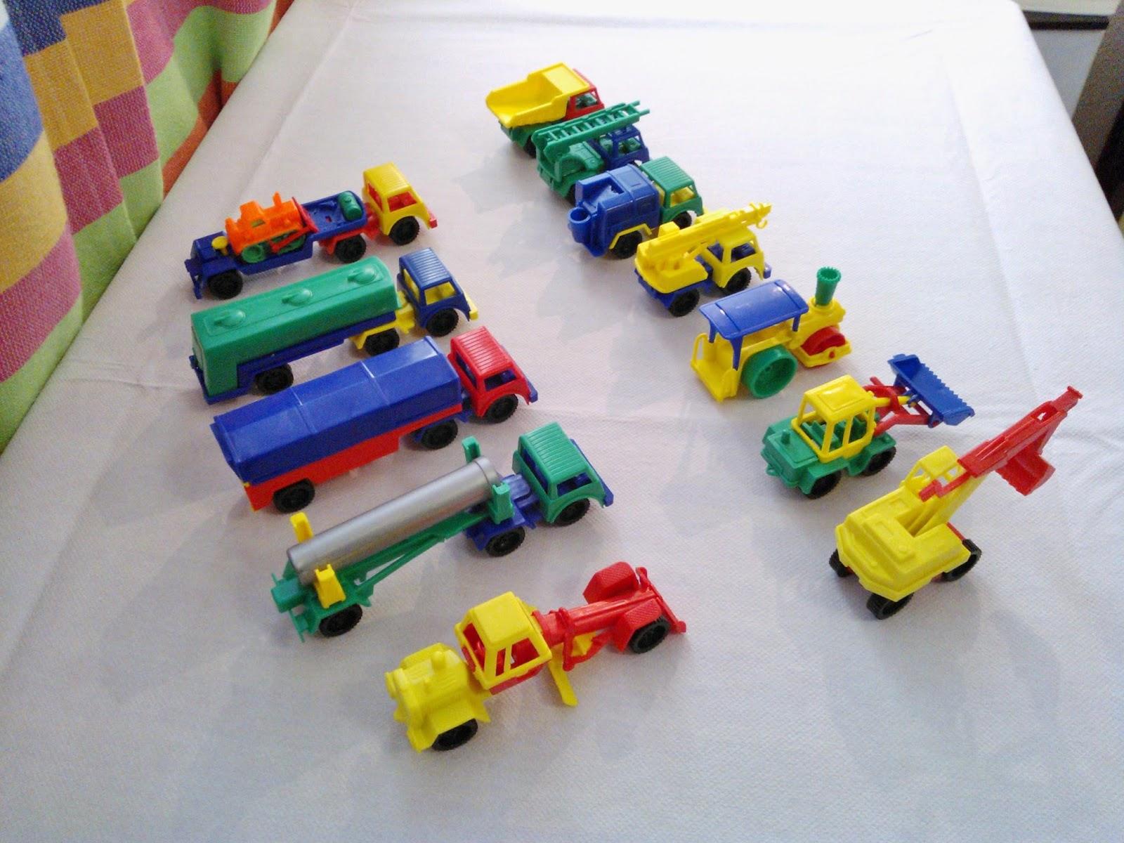 El rincon de chacharitas valiosas venta juguete for Juguetes de plastico