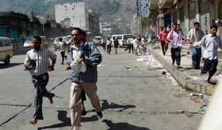 Mortir Pemberontak Syiah Hutsi Hantam Permukiman Warga Tak Bersalah