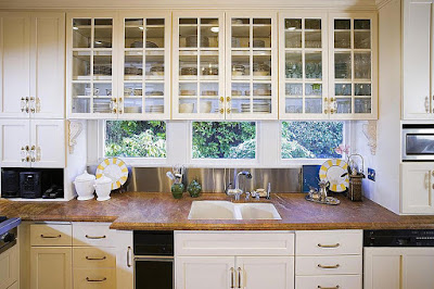 how to organize your kitchen counters