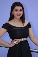Mannara Chopra in Short Off Shoulder Black Dress ~  Exclusive 007.JPG